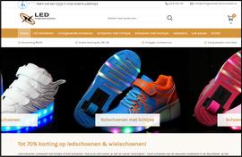 Lichtgevende-ledschoenen.nl
