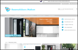 Raamstickers-maken.nl